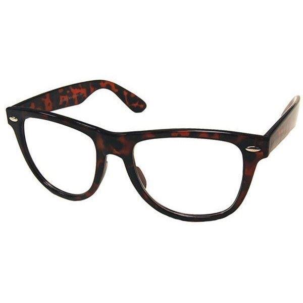 f47bd01d7f40 RØVERKØB! Wayfarer briller med klart glas Atlanta