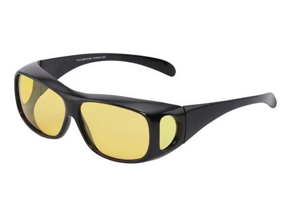 86fbb7df96b9  ANTI-REFLEKS  Fit-over Natbriller til briller