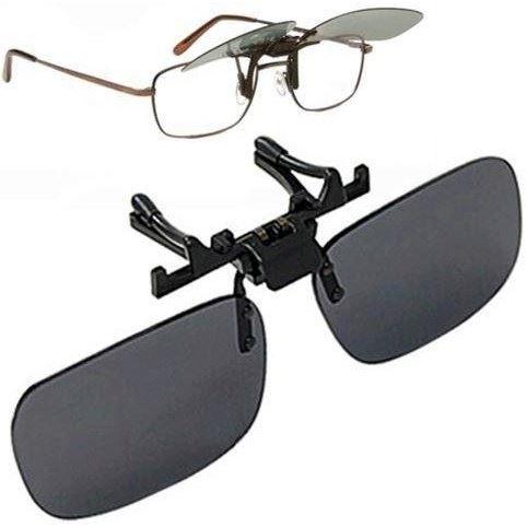 clip on solbriller